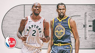 The Lowe Post: Kevin Durant and Kawhi Leonard are bringing the midrange game back in the playoffs