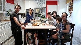 Պերաշկի Փարթի - Heghineh Armenian Family Vlog 280 - Հեղինե - Mayrik by Heghineh