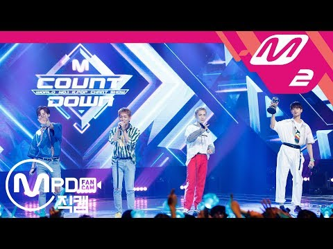 [MPD직캠] 샤이니 1위 앵콜 직캠 4K 'I Want You' (SHINee FanCam No.1 Encore) | @MCOUNTDOWN_2018.6.21