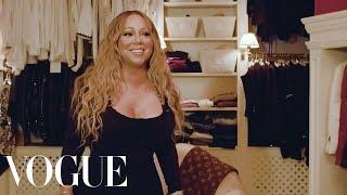 Mariah Carey: The Diva Takes Us Inside Her Closet | Vogue