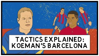 Ronald Koeman's New-Look Barcelona