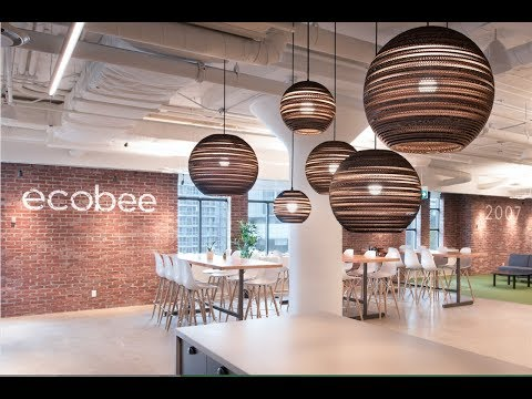 Video: Take a Tour of ecobee's New HQ