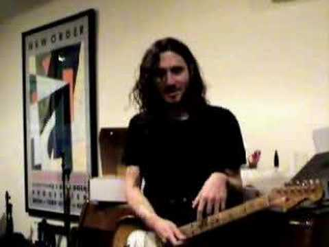 Baixar John Frusciante - Dani California (Part 2)