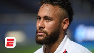 The great Neymar debate: Did he show up for PSG vs. Atalanta?   UEFA Champions League