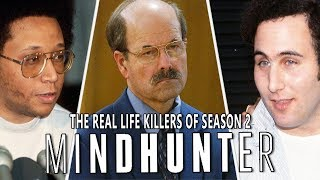 The Real Life Serial Killers of MINDHUNTER Season 2!