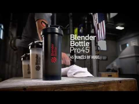 Blenderbottle Pro45 45 Ounces Of Huge