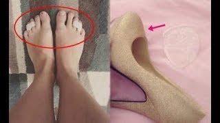 Mẹo hay giúp xử lý đôi giày bị rộng hay chật trong tích tắc
