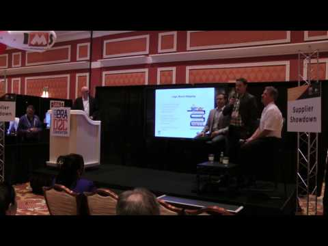 Ayal Latz, President of a2b Fulfillment speaks at the ERA D2C Convention 2014 in Las Vegas