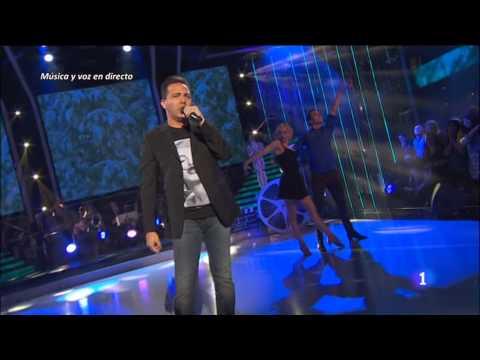 Cristian Castro en ¡Mira quién baila! -3 de marzo de 2014-