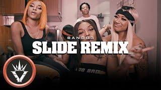 Bangg 3 ft. Goldie - Slide Remix (Official Video) Shot By @d.izzzz