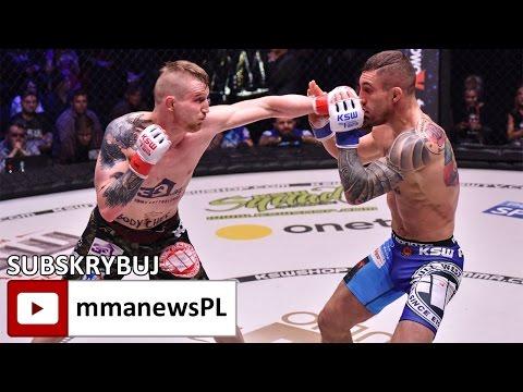 KSW 38: Łukasz Rajewski jednogłośnie pokonał Sebastiana Romanowskiego (+video)
