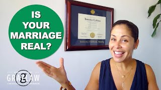 Green Card Marriage Interview - How to Prove Your Marriage is Real to USCIS - GrayLaw TV