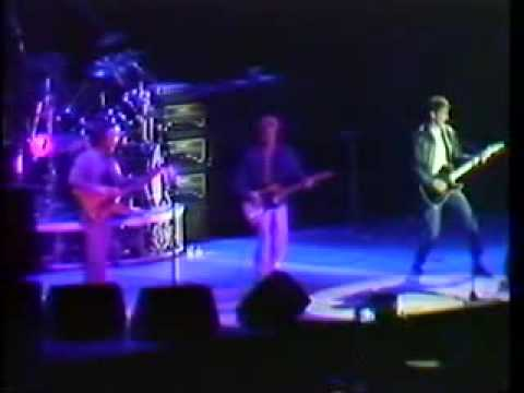 The Who - Eminence Front, Seattle 1982