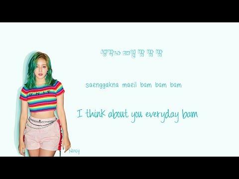 MOMOLAND - BAAM Lyrics (Han|Rom|Eng) Color Coded
