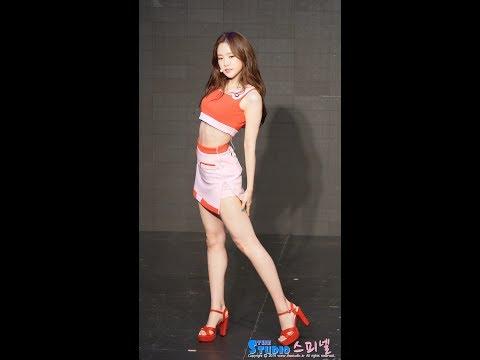170626 에이핑크 손나은 직캠 - 파이브 Apink Naeun fancam - FIVE (에이핑크 Pink UP 쇼케이스) by Spinel
