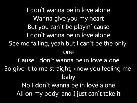 Miss A - Love Alone (LYRICS)