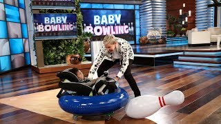 Got a Baby? Then You'll Love 'Baby Bowling'