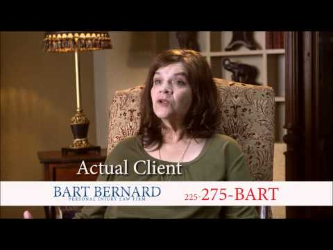 """He made sure that I was going to have an income for the rest of my life"" - Bart Bernard"