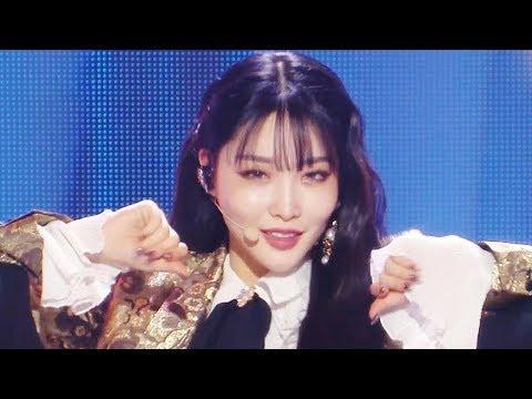 Chung Ha - Gotta Goㅣ청하 - 벌써 12시 [Show! Music Core Ep 616]