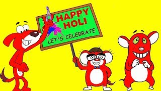 Rat-A-Tat |'Festival of Colors & Water Balloons Full Episodes'| Chotoonz Kids Funny Cartoon Videos