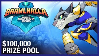 More Brawlhalla 2019 World Championship details released