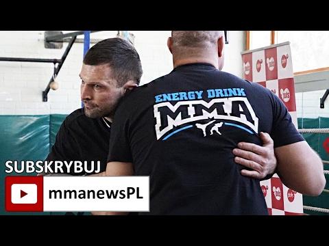 Szymon Kołecki zmotywowany umową TV Puls z PLMMA (+video)