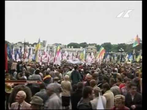 В Киеве не разрешают провести митинг