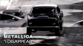 Metallica - I Disappear (Official Music Video)