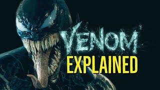 VENOM (SYMBIOTE Explained)