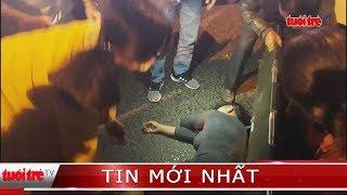 ⚡ NÓNG   Du khách lại bị đánh ở chợ đêm Đà Lạt