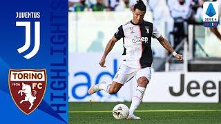 04/07/2020 - Campionato di Serie A - Juventus-Torino 4-1, gli highlights