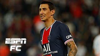 PSG's Di Mariá could be punished 9-10 games for spitting at González - Julien Laurens | ESPN FC