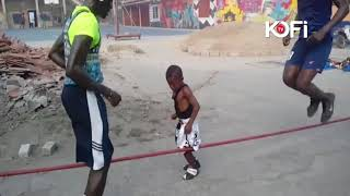 MEET GHANA'S YOUNGEST BOXER