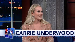 Carrie Underwood Had Never Been On A Plane Before Her 'Idol' Audition