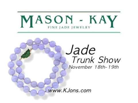 Jade Trunk Show 2011