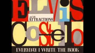 Everyday I Write the Book - Elvis Costello & The Attractions (Lyrics in description!)