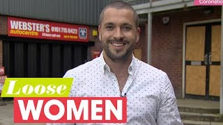 Shayne Ward Will Not Be Defeated by Body-Shaming Trolls | Loose Women