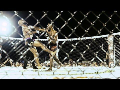 Monster Energy Bellator MMA Fight Series - Talladega NASCAR