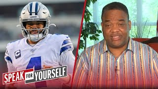 Dak does not have the leverage, he's losing the negotiation — Whitlock | NFL | SPEAK FOR YOURSELF