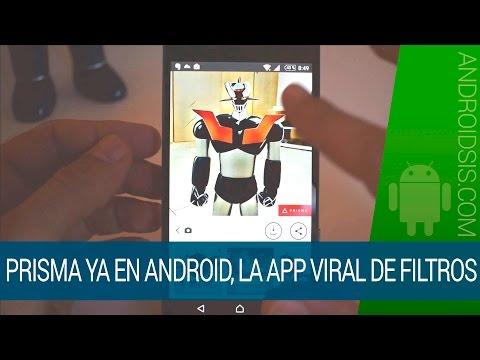 Prisma ya en Android, la app viral de filtros artísticos