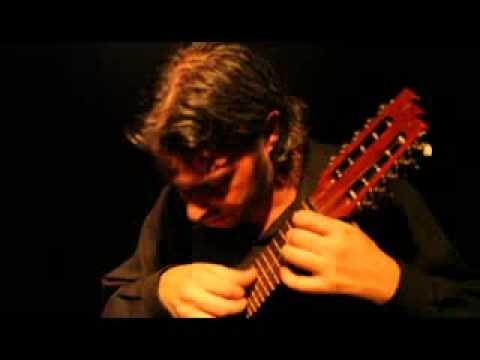 Zamba de Lozano con charango y guitarra