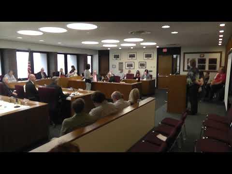 Clinton County Legislature Meeting  5-26-21