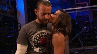 AJ Lee On If She Would Ever Be A Guest On WWE Backstage, CM Punk Lists Who He Wants On The Show