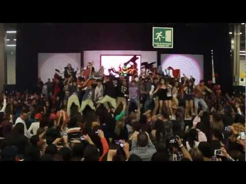 Harlem Shake Expo Espacio 15 Guadalajara