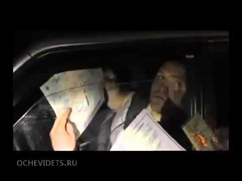 ГАИШНИК РАЗБИЛ СТЕКЛО (Полная версия) Russian Police