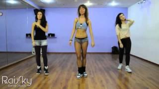 Clip tự học nhảy dance
