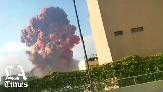 Massive explosions shake Beirut, cause extensive damage