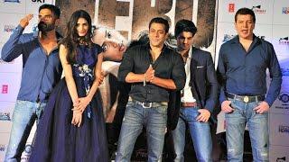 HERO Trailer Launch By Salman Khan, Sooraj Pancholi & Athiya Shetty