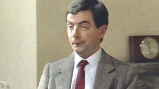 Waiting with Bean | Double Bean | Classic Mr Bean