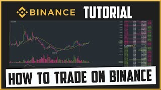 Binance Tutorial - How to Use Binance Exchange for Beginners
